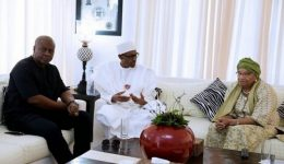 Gambia: A President at home, A President abroad