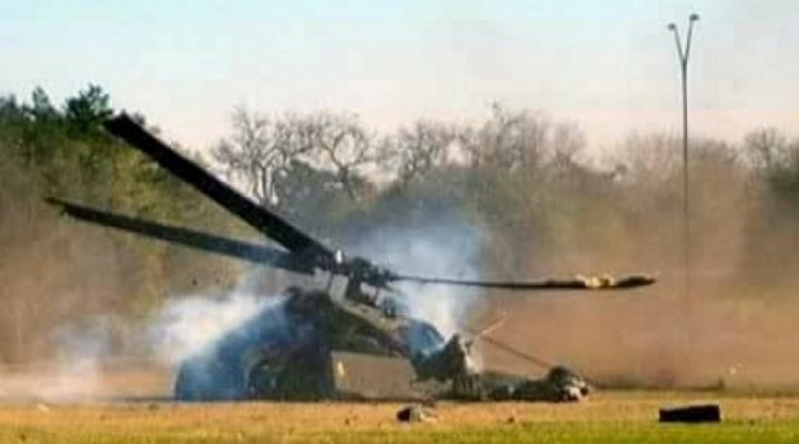 Sudden catastrophic failure blamed for helicopter crash that killed General Jacob Kodji