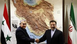 Syria, Iran sign major economic deals