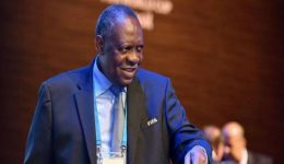 African football dictator running again for CAF presidency