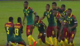 Southern Cameroons boycott clash with Senegal as Cameroun reach semis