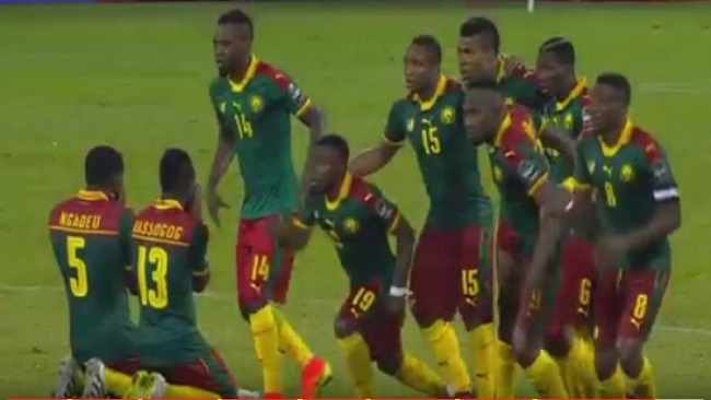Southern Cameroons boycott clash with Senegal as Cameroun reach semis