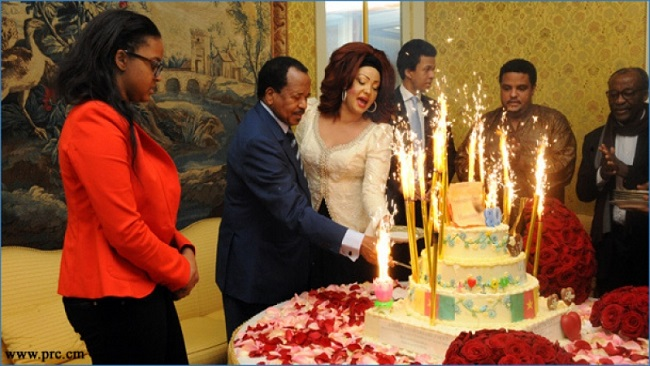 Biya's birthday blues