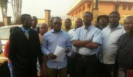 Southern Cameroons: Again, military tribunal adjourns Agbor Balla-Fontem Neba trial