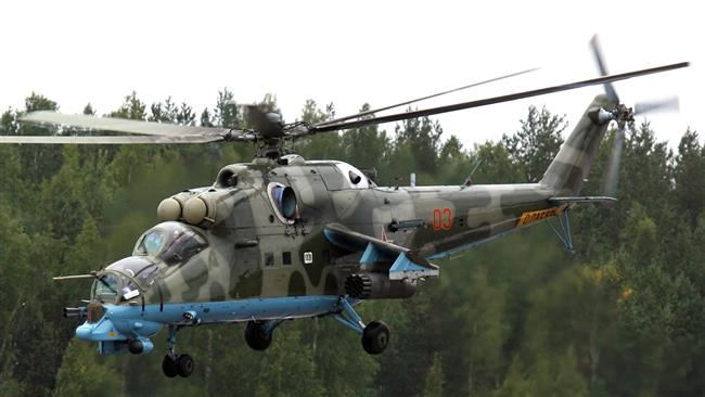 Two Russian pilots killed in helicopter crash in Congo-Kinshasa