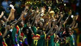 Cameroun progresses in new FIFA ranking