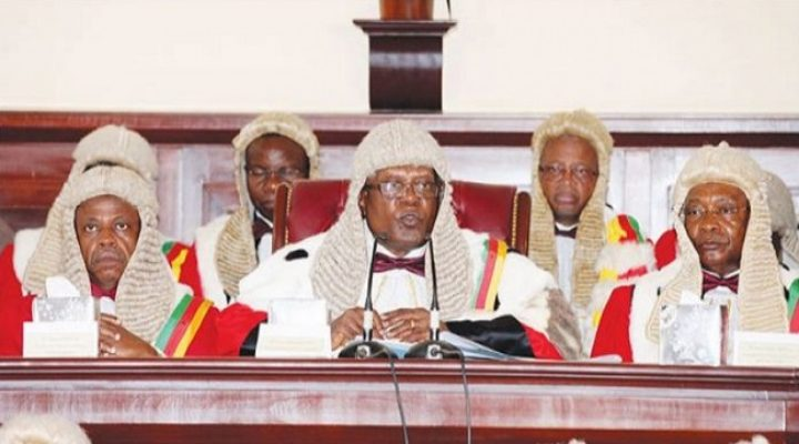 The Francophone trial of Southern Cameroon leaders: Judges try cases but cases do try Judges