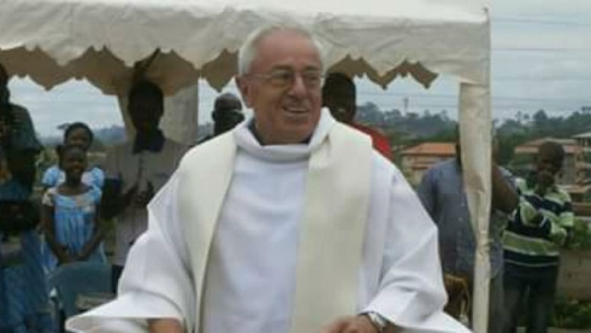 The Eseka train disaster big lie: The remains of the Italian Roman Catholic Priest was numbered 121