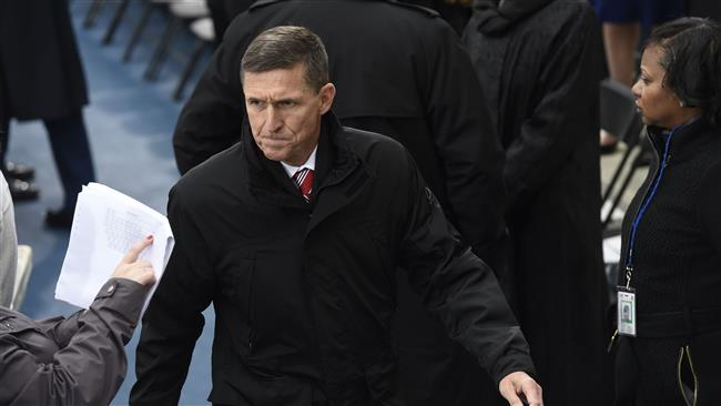 US: National Security Adviser Flynn resigns over Russia contacts
