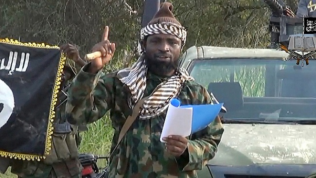 "Nigeria ""ransacking"" recaptured Boko Haram territory for elusive leader"