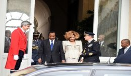 Biya moves to a five star hotel in Swiss