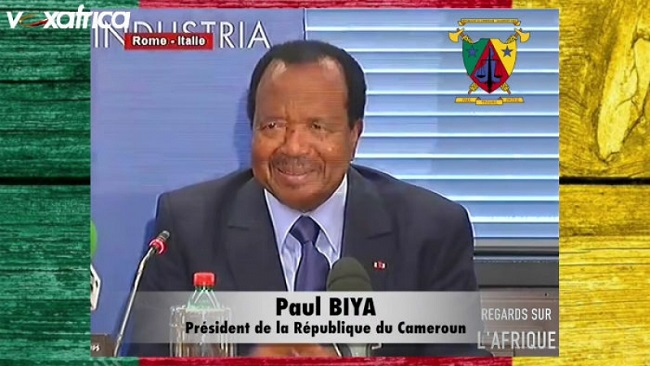 Biya says it is rare today to find a government that has lasted 30 years