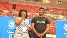 Francophone Cameroun footballer appointed  UNICEF Goodwill Ambassador