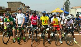 Grand Prix Chantal Biya: Things fall apart as 17 injured in International Cycling Tour