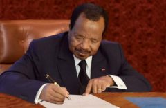 Southern Cameroons Genocide: Biya ousted the vastly more experienced Anglophone military officials from command