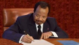 French Cameroun: Biya decree imposes term limits for  General Managers