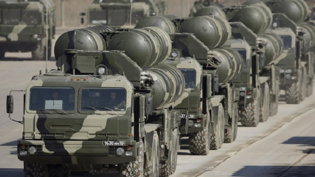 Iran successfully tests S-300 missile system
