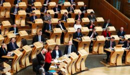 Scottish Parliament defies UK and backs independence referendum