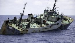 Drama at Tiko Sea: What happened to the Achouka Vessel, how did the ship sink