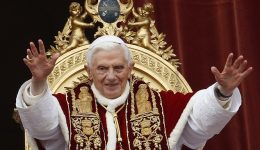 Father Benedict XVI, A Friend of Jesus Christ