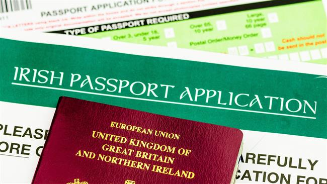 Brexit: Number of British citizens applying for Irish passports surges by two-thirds