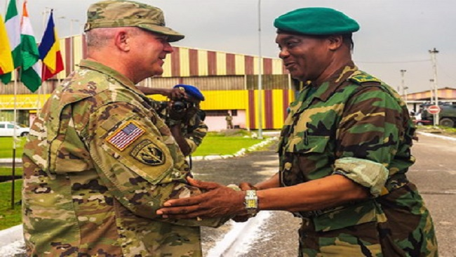 Exercise Unified Focus 2017 kicks off in Cameroon