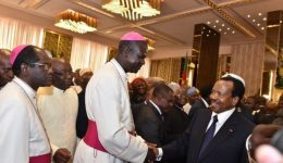 Yaounde: Biya shies away from Bishop's Conference