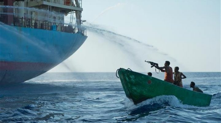 Pirates Release Russian Sailors Captured Near Cameroon