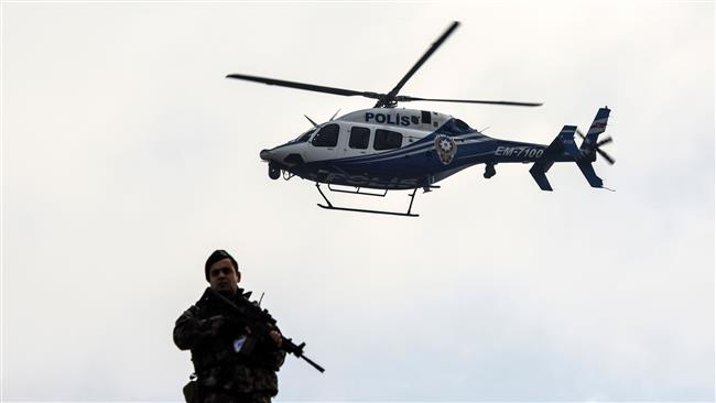 Turkey: Helicopter transporting senior officials crashes