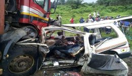 Douala-Yaounde Deathtrap: 9 killed and 8 injured