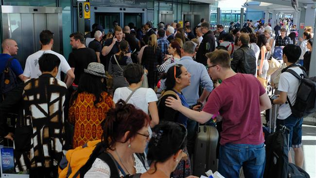 UK: British Airways flights grounded due to global system outage