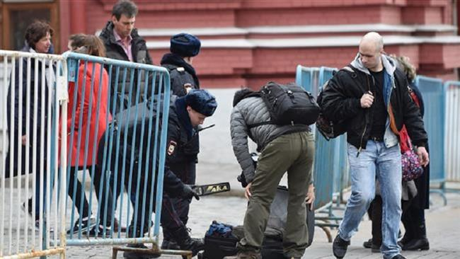Russia arrests four Daesh-linked suspects for terror plot
