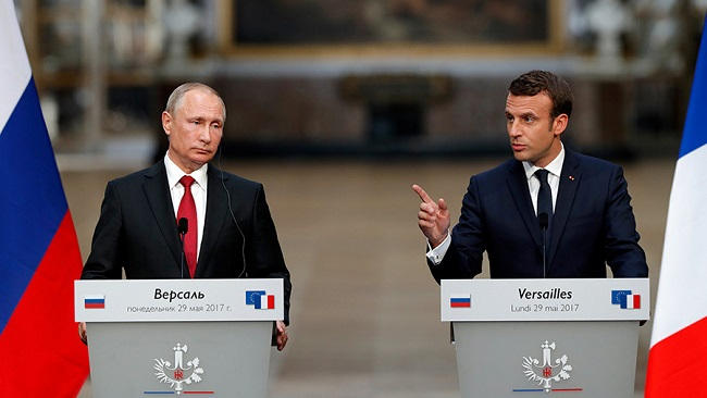 Russia, France vow to boots cooperation to fight terror