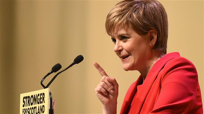 Scotland renews plan for fresh independence vote