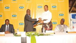 French Cameroun: MTN signs 1 billion FCFA partnership deal with Professional Football League