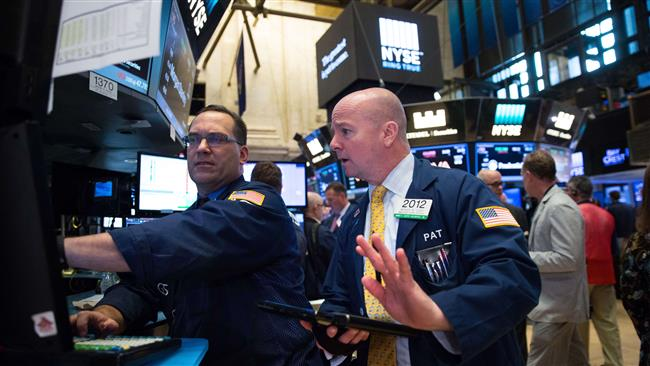 US stocks sink as Trump impeachment calls grow louder