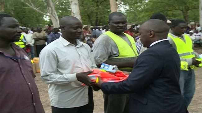 The continuing fight against Boko Haram: CPDM MP donates to Vigilante Groups