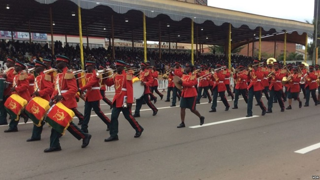 "All set for ""National Day"" celebrations in French Cameroun"