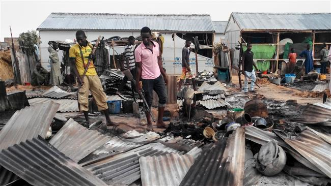 Nigeria: Boko Haram kills 14 in fresh attack