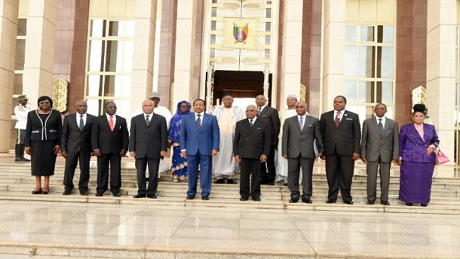 Yaounde: Francophone dominated Higher Judicial Council meets