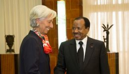 "Biya and the IMF ""murdered"" Ahmadou Ahidjo"