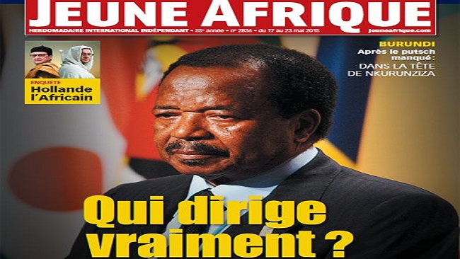 Biya works in a presidency where women are excluded from strategic posts and where secrecy is a culture