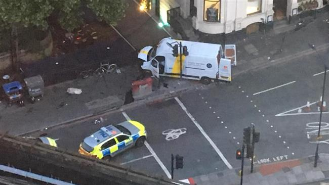 9 dead, including 3 attackers after terror attack in London