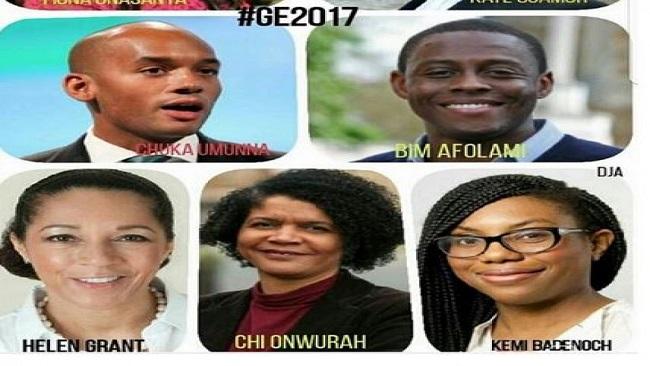 7 Nigerian-origin candidates win UK election