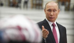 Russia: President Putin honors Moscow's intelligence network