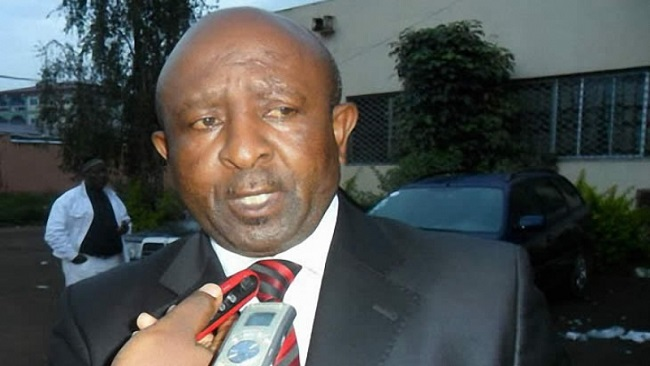 What sort of death threats have been directed against Barrister Sama Francis