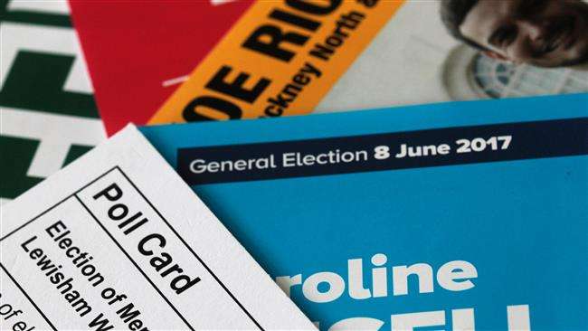 United Kingdom: Polls open in general election