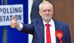 Corbyn overtakes May as best choice for prime minister