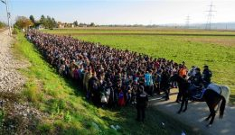 United Nations says 65.6 million people forcibly displaced worldwide in 2016