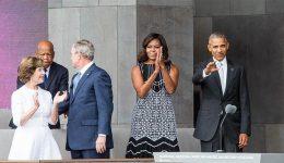 US: Obama, Bush more popular during retirement than President Trump